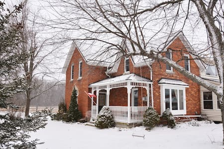 Niagara Century Farmhouse - Welland - Dom