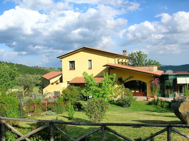 Nice apartments on Trasimeno lake - Castel Rigone - Apartment