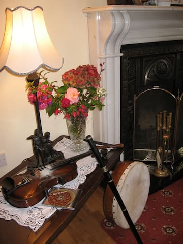 Dillanes Farmhouse Doonard Upper  - Listowel - Penzion (B&B)