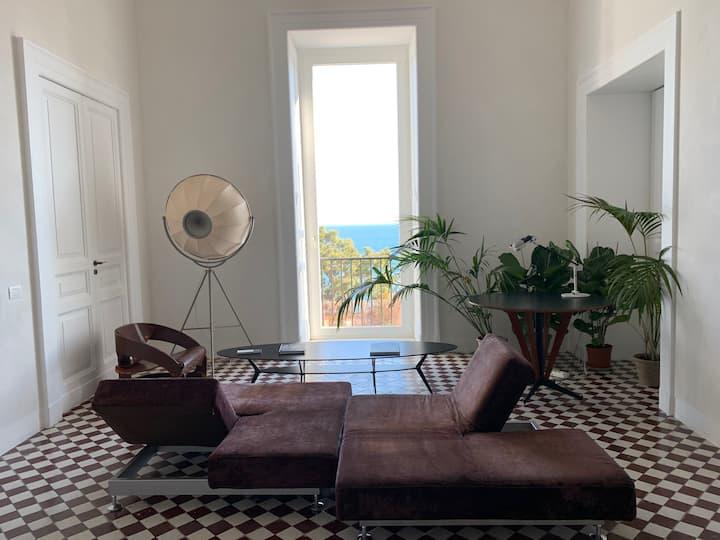 PrimoPianoPosillipo Luxury Apartment