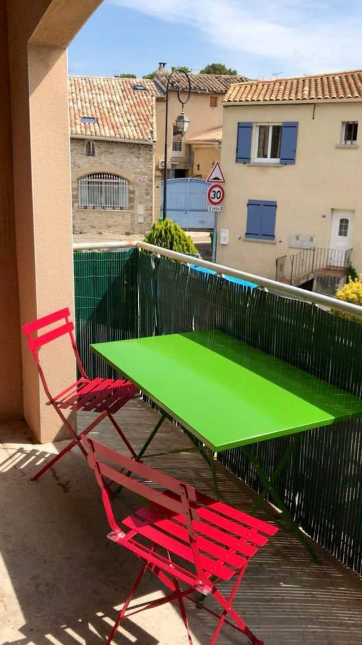 Appartement Caumont-sur-Durance (84)