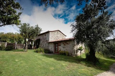 Casa dos Palheiros - Quinta do Rapozinho
