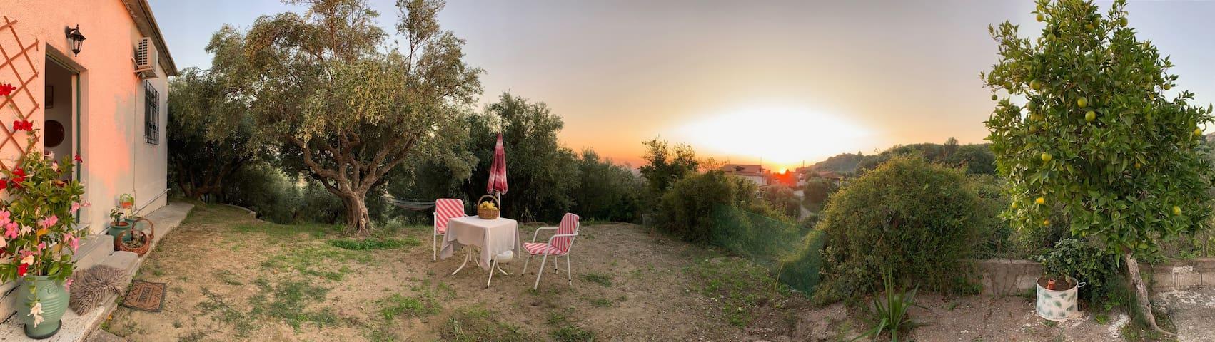 S&K Country House Pirgos Peloponnese