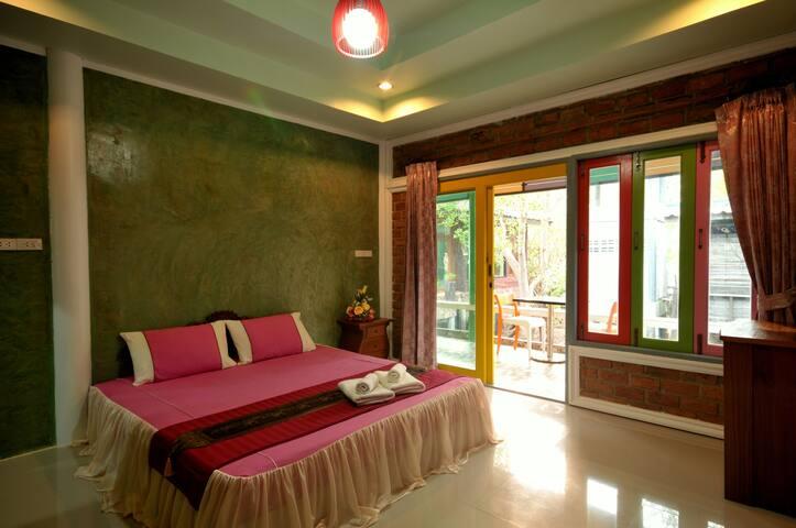 I Talay Lanta Room 1 - Ko Lanta Yai - Rumah