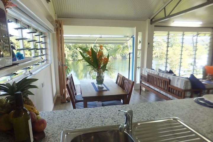 Mulgrave River Boat House - Deeral - Holiday home