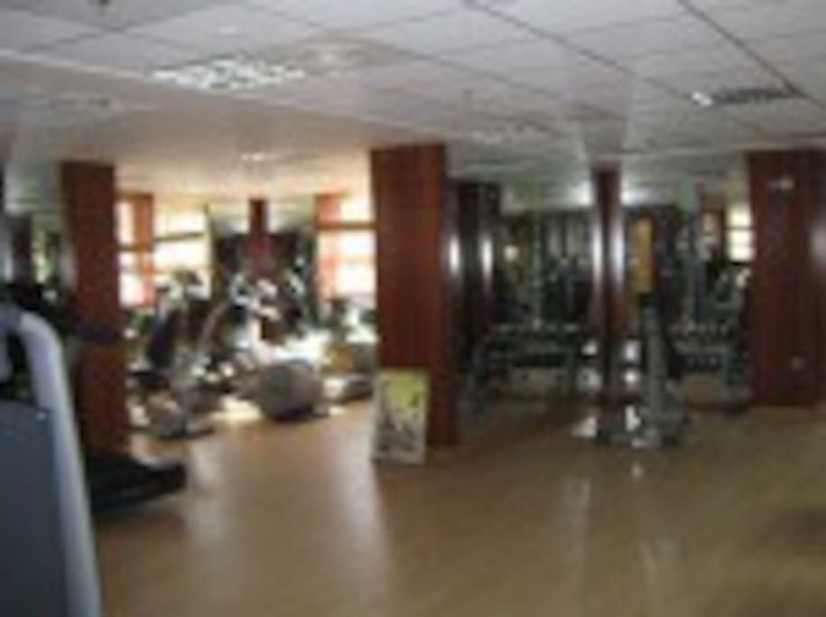 Top facilities include techno gym , jacuzzis, sauna, steam bath, squash, tennis, basketball courts , ping pong, billiards