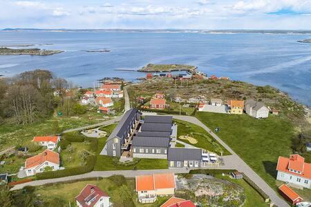 5-5 Härlig modern lägenhet i unik miljö, nära hav.