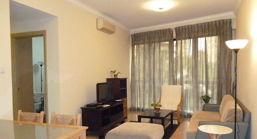 2 Bedroom 2 Bath apartment, Bouna Vista
