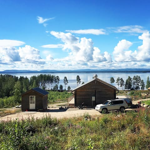 Cottage with stunning view