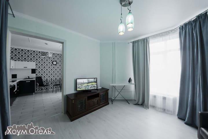 Однокомнатная квартира, Чкалова 51 - Oremburgo - Departamento