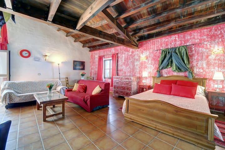 Superior Suite 1, Hotel Bandolero