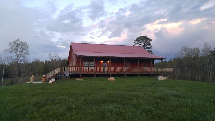 Relaxing Ranch near Lynchburg VA