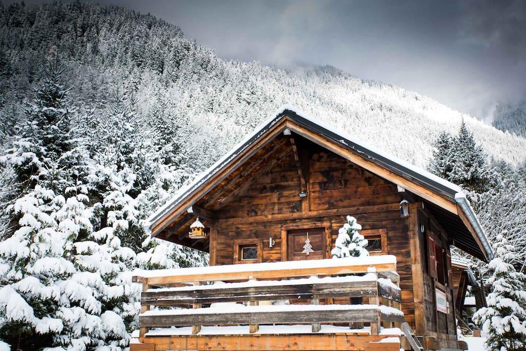 Mazot in Winter