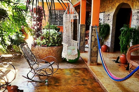 Peaceful Beach House - Room 2 - La Boca, Trinidad