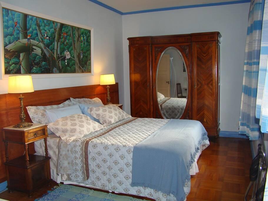 Aquamarine Suite