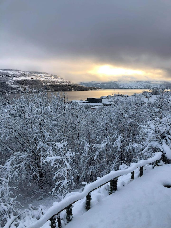 Appartment in Øystese, hardanger.warm welcome