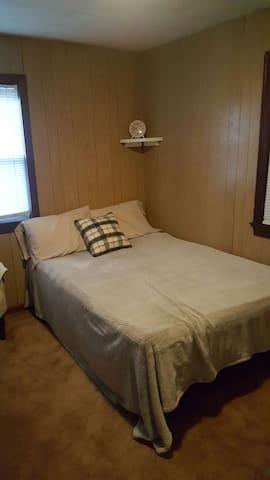 "Affordable bedroom ""Paris room"""