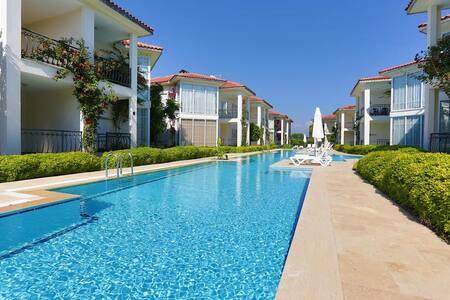 Lyra Residence - Manavgat - Hotellipalvelut tarjoava huoneisto