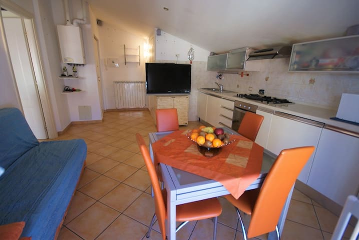 Apartment close to the bicycle path | Ap14 - Riva Ligure - Leilighet