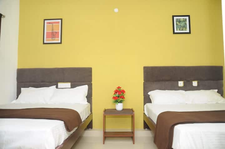 LUXURY ROOMS @ Temple Town