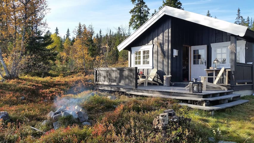 Cozy ski-in/out cabin in Trysil - Trysil - Blockhütte