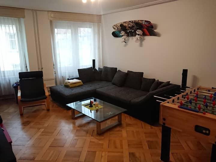 Wonderful Urban Apartment in the Center of Olten