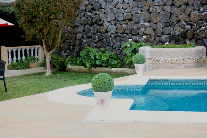 Welcoming Villa for your family & friends - Santa Úrsula - Huis