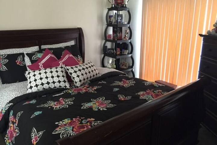 Quiet, Comfortable & Very Clean Suite