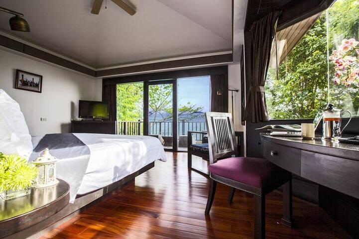 Exquisite Sea View villa