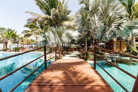 Hermosa Villa en la Playa