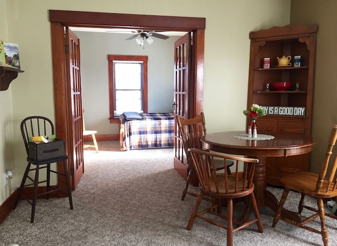 Suite Spruce-Practically perfect in every way! :) - Eau Claire - Daire