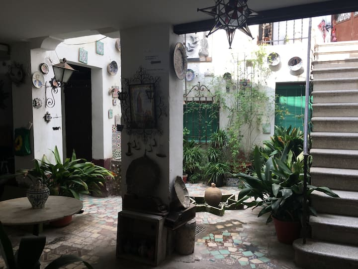 Andalusian apartment in the heart of the Albayzin
