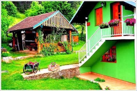 Holiday home Stara Lika - Two Bedroom Holiday Home with Terrace