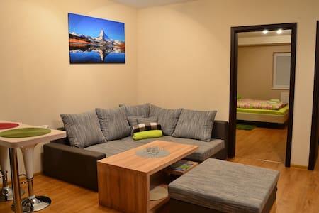 Apartment Dargo Tatry - Nová Lesná - Rumah bandar