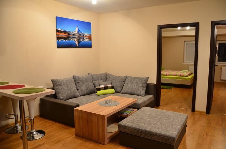 Apartment Dargo Tatry