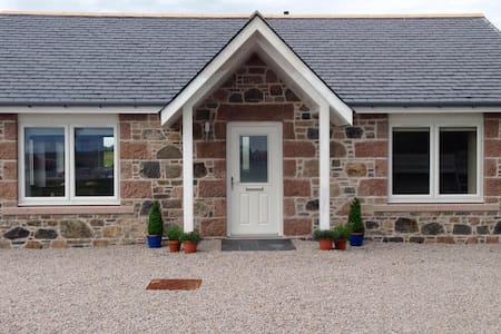 Beehive Cottage, 2 bed, sleeps 5. - Collieston - Casa