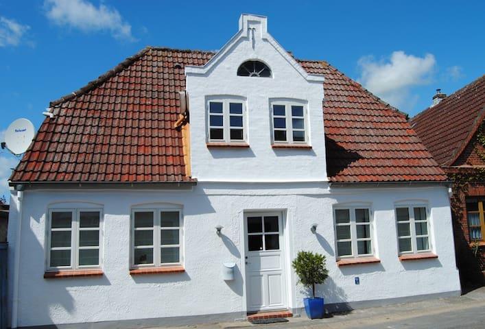 Nordsee-Ferienhaus Smutjeshuus - Tönning - บ้าน