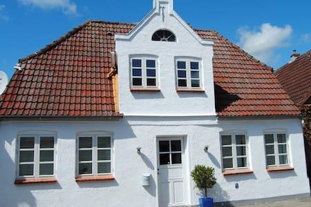 Nordsee-Ferienhaus Smutjeshuus - Tönning