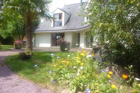 Grande propriété - Destination Brocéliande - Mauron - Rumah