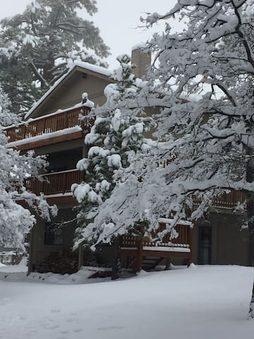 BEAR MTN Moonridge Exclusive Home - Big Bear - Bed & Breakfast