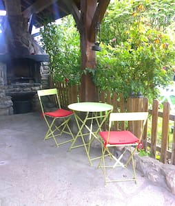 Cosy house, 15 min from Geneva - Neydens