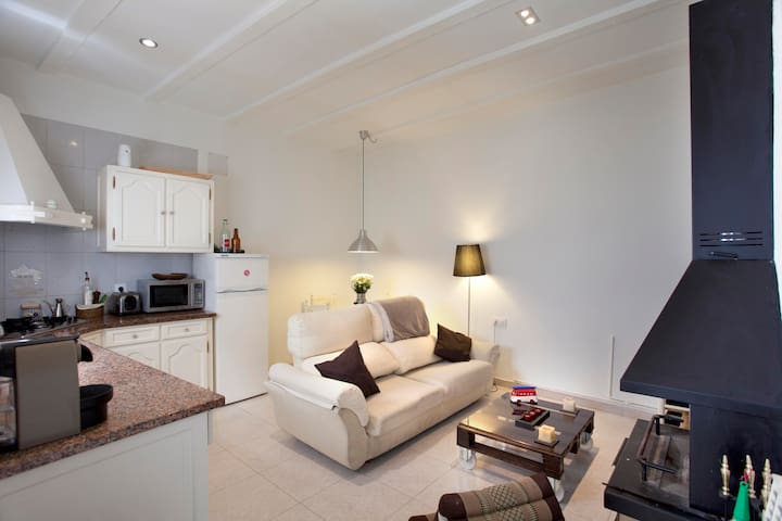 Romantic apartment - Blanes - Byt