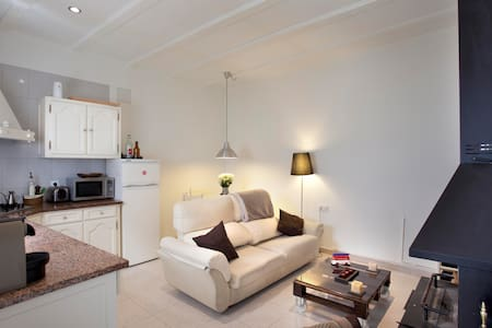 Romantic apartment - Blanes