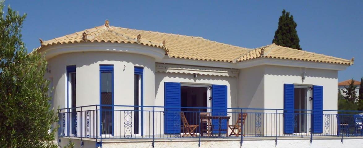 Entschleunigung an griechischen Traumstränden - Tomareika - Villa