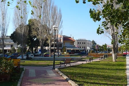 Apartment near Athens, Airport & Port of Rafina