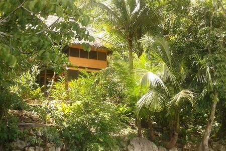 Cabaña Manatí - Paraíso privado en Río Dulce