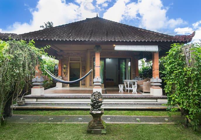 1 bd Bali House in Ubud