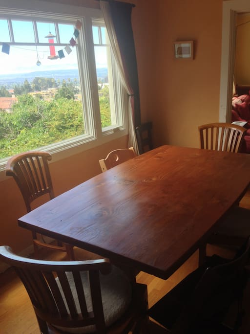 Dining Room - Center of the home