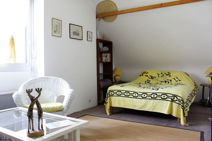 Charmant B&B  NANTES (ch. double) - Orvault - Bed & Breakfast