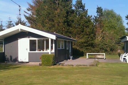 Beach house in Hals for rent - Hytte